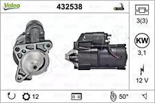 JEEP CJ5 CJ8 RENAULT 21 20 18 Trafic VALEO Starter Motor 12V 2.0-2.1L 1979-1998