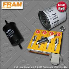 Kit De Servicio De Citroen Saxo 1.6 16v Vts Fram Aceite Filtros De Combustible enchufes (1996-2003)