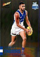 ✺New✺ 2020 NORTH MELBOURNE KANGAROOS AFL Card TARRYN THOMAS Footy Stars Prestige