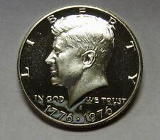 1976-S Bicentennial Proof 40% Silver John F Kennedy Half Dollar Flashy Gem