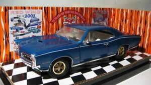1966 Pontiac GTO  Performance Years 1:18  Hurst  Royal Bobcat  2001 Nationals