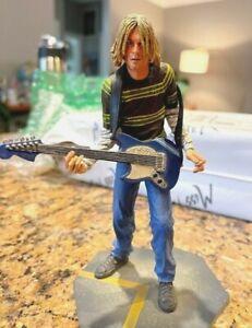 Neca Kurt Cobain Smells Like Teen Spirit Action Figure 2006