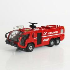 KDW 1:72  Airfield Water Cannon Fire Truck Car Model Toy New Kids Gift