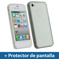Fundas transparentes Para iPhone 4s para teléfonos móviles y PDAs