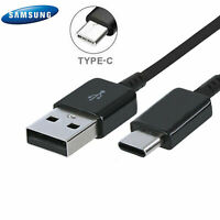 New 2M Long USB Type-C 3.1 Data Charger Cable For Samsung Galaxy S10 S9 S8 Plus