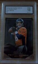 Peyton Manning 2014 Panini Rookies & Stars Graded Sports Card