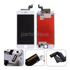 White LCD Display + Touch Screen Digitizer + Frame Assembly For iPhone 6S 4.7''