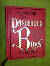 Dangerous Book for Boys by Conn Iggulden and Hal Iggulden (2007, Hardcover)