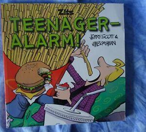 ZITS: TEENAGER-ALARM (Zeitungs-Comic von Jerry Scott/Jim Borgman)