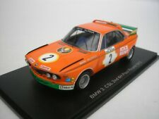 BMW 3.0 Csl #2 6hrs Paul Ricard 1973 J.Ickx / J.Hunt 1/43 spark S2820 New