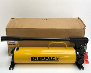 Enerpac P80 Ultima Two-Speed Hydraulic Hand Pump 700 Bar/ 10,000 PSI