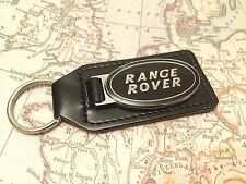 RANGE ROVER COLLECTABLE BN REAL LEATHER GENUINE SPORT EVOQUE ENAMELLED