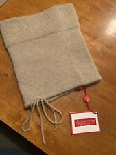 New-  Piacenza Italian Cashmere Scarf, Made in Italy