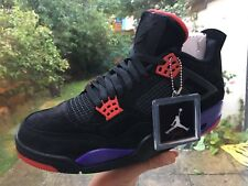 9f392c89487 NIKE Air Jordan 4 IV Raptors Drake AQ3816-056 UK10