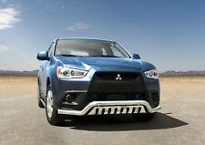 Front Cintres pare-buffles EC avec dispositif de protection arrière pour Mitsubishi ASX 2010-2013