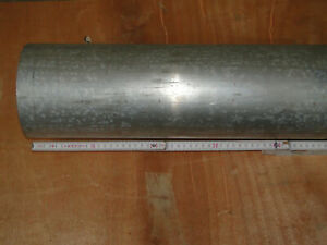Aluminium Rohr AlMg 3 Alurohr  Alu Rohre   3.3535 Seewasserfest Wandstärke 10mm