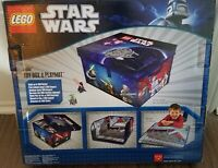 NEW LEGO Star Wars ZipBin Toy Box Playmat Portable Storage Neat-Oh Play Mat NIB