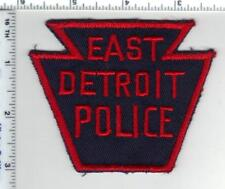 East Detroit Police (Michigan) Shoulder Patch - new from the 1980's