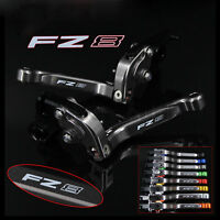 Brake Clutch Levers For YAMAHA FZ8/Fazer 2011-2015 Adjustable Folding Extending