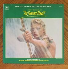 THE EMERALD FOREST/ Varese Sarabande Soundtrack by Homrich & Gascoigne ~ NR MINT