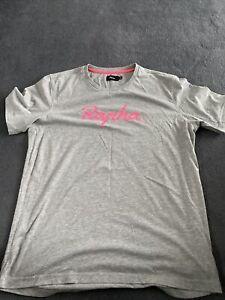 Rapha T Shirt Grey Size Xl
