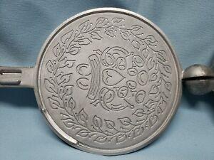 Vintage Nordic Ware Norwegian krumkake iron International specialties NEW!!!