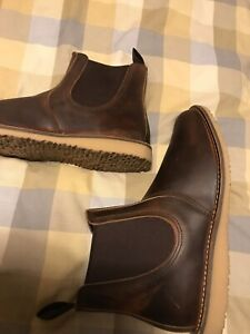 red wing boots 8