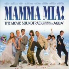 Various Artists : Mamma Mia!: The Movie Soundtrack CD (2008) ***NEW***