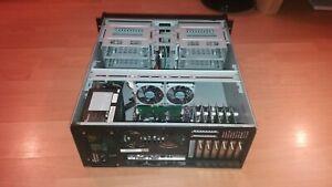 """Fantec Rack Server Gehäuse 4 HE 19"""" FANTEC TCG-4800X07-1 E-ATX"""