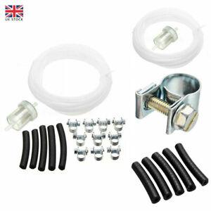 5Meter Fuel Hose Clip Filter Pipe Line Kit For Webasto Eberspacher Diesel Heater