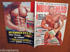 Rivista bodybuilding magazine MUSCLEMAG INTERNATIONAL n 248 january 2003 vendo