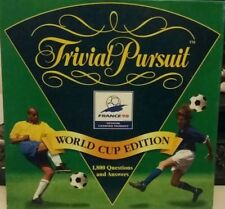 TRIVIAL PURSUIT WORLD CUP FRANCE 98 EDITION - PARKER - FREE P&P - CARDS SEALED