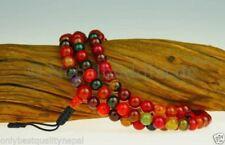 Bigiotteria multicolori tondi agata