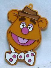 Hallmark Vintage Plastic Cookie Cutter - Fozzie Bear Muppets Jim Henson Comedian