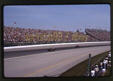 Race Start - Oldsmobile Pace Cars - 1985 CART Indianapolis 500 - Vintage Slide