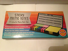 Sticky Memo Notes Pack