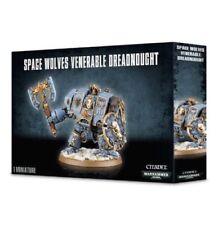 Warhammer 40k Space Wolves Venerable Dreadnought NIB