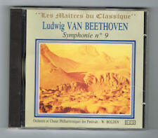 ♫ - BEETHOVEN - SYMPHONIE N°9 - WILLIAM BOLDEN - COMME NEUF - ♫
