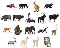 ANIMAL PLANET Wildlife & Woodland Toy Figures - 17 Styles
