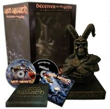 Amon Amarth - Deceiver Of The Gods (Super Deluxe Box)  :CD:  sealed
