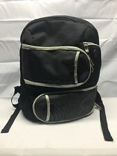 Graco Gotham Diaper Bag Black Used Condition See Pics No changing pad included.