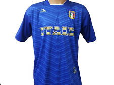 Italy Soccer Jersey 100% Polyester Blues Drako One Size Fits All Sh. Sleeve