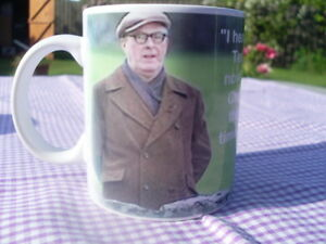 """Father Ted Tribute mug """"I hear your a racist now"""" original (new) Christmas Gift"""