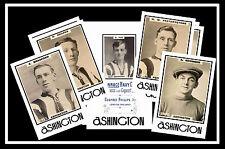 ASHINGTON - RETRO 1920's STYLE - NEW COLLECTORS POSTCARD SET
