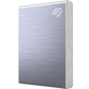 NEW Seagate STKG2000402 One Touch SSD Blue 1.95 TB Solid State Drive 2TB USB C