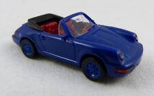 Porsche Cabriolet blau Wiking 1650321 1:87 H0 OVP [WN2]