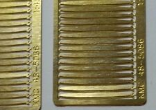 KMC 48-5086   PhotoEtch Brass - 1/48th scale   Beautiful detail parts