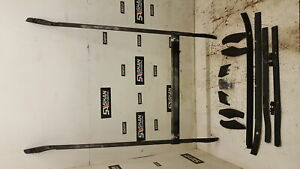 LAND ROVER FREELANDER 2 06-14 ROOF RAIL/BARS PAIR - GENUINE **COLLECT ONLY** #6