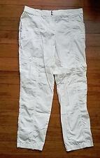 CHICO'S Women's Pants white size 2