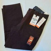 DOCKERS Downtime Khaki Smart 360 Flex Waist Pants Classic Stretch Brown Pick Sz